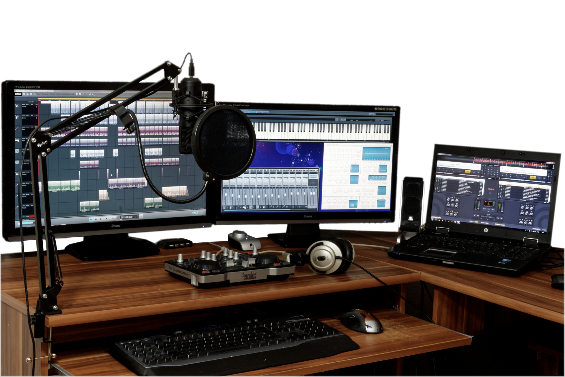 The Best of Music Production Software